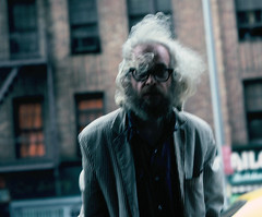 Harry Smith (eks4003) Tags: nyc portrait hotel chelsea artist harry smith e 1970s filmmaker beats avantgarde chelseahotel folkwaysrecords harrysmith musicologist harryesmith