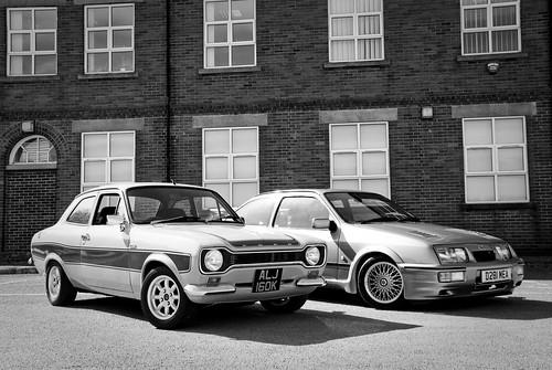 Old Skool Ford