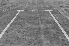 Dude! Where's My Car (Daniel Kulinski) Tags: park city urban car sign concrete lost mirror design town construction europe paint image daniel empty creative picture shapes samsung poland structure minimal line frame civic imaging build 1977 minimalistic less nx nx200 kulinski daniel1977 samsungnx samsungimaging samsungnx200 danielkulinski