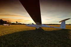 Gliding at Richmond (cupra1) Tags: richmond gliding raaf sailplanes dg1001m