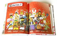 LEGO Minifigures Character Encyclopedia 06 (noriart) Tags: lego character encyclopedia minifigures