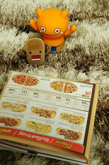Hooray for Pizza Day! (h4mster) Tags: sony domo uglydolls wage toyphotography sonynexc3