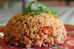 Tomato Garlic Fried Rice (Amuse * Bouche) Tags: food asian restaurant queens bunker thai filipino malaysian ridgewood maspeth amusebouche