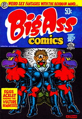 Robert Crumb - Big Ass Comics #1 (1969) (oerendhard1) Tags: art robert illustration magazine comics underground book comic drawing humor strip comix comicbook characters crumb rcrumb stripverhaal undergroundcomics