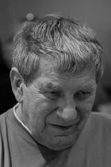 Tom Chamberlin (jamesdonkin) Tags: birthday portrait public smile fave pizzahut grandpatom tomchamberlin