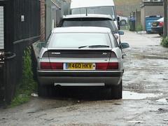 Citroen XM (kenjonbro) Tags: uk kent worldcars kenjonbro fujifilmfinepixhs50exr
