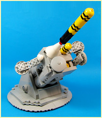 Bumble Bee High Altitude SAM System (Karf Oohlu) Tags: sam antiaircraft moc legp airdefence highaltitudesam