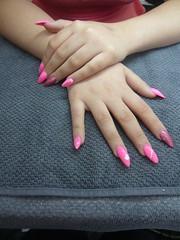 Ongles stiletto par Nails School (Nails School) Tags: nail nails nailart