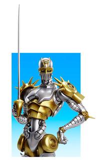 雕像傳說 銀色戰車二次色公佈