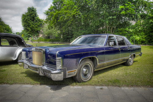 27-ST-DL - Lincoln Continental