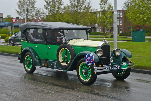 Willys-Knight Model 66 Touring 1926 (1140900)
