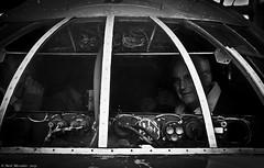 This brings back memories. (Neil. Moralee) Tags: sky white black monochrome nikon 4 neil cockpit sandringham short solent southampton windscreen pilot beachcomber s25v vhbrc d7100 moralee jm715