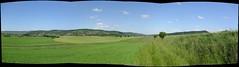 16.6.13pano (djnotgeil) Tags: panorama germany tbingen ammertal unterjesingen