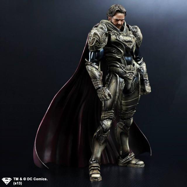 PLAY ARTS改 Man of Steel Jor-El 喬艾爾