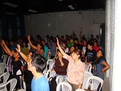 Fiesta de Agresivo (CMCLM Trujillo) Tags: fiesta evangelizar agresivo alaba clmtrujillo evangelizancin clmalaba