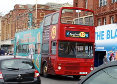 Classic Bus North West 69 F69SYE (EA4389) MCW Metrobus ex Big Bus Tours & China Motor Bus ML81 (chrisbell50000) Tags: china sea favorite west bus classic beach ex big open northwest metro top branded north ad chinese front double lancashire semi advertisement route deck advert topless mk2 service motor former 12 69 seafront tri favourite tours brand blackpool pleasure branding topper mkii metrobus decker axle mcw metre weymann cmb cammell 12m classicbus triaxle ml81 chrisbellphotocom f69sye ea4389