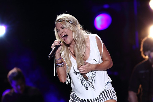 Carrie Underwood - LP Field - CMA Fest 2 by tncountryfan, on Flickr