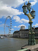 Eye-catching (Silanov) Tags: city uk greatbritain bridge england building london eye lamp westminster millenniumwheel thames clouds buildings river town spring streetlight europe view unitedkingdom streetlamp capital hauptstadt eu wolken londoneye southbank stadt ferriswheel lantern sight aussicht bigwheel brücke fluss laterne riverthames lightpost gebäude riesenrad touristattraction lambeth ausblick frühling themse giantwheel britishairwayslondoneye jubileegardens sehenswürdigkeit observationwheel 2013 südufer touristenattraktion boroughoflambeth grosbritannien strasenlaterne merlinentertainmentslondoneye edfenergylondoneye augevonlondon