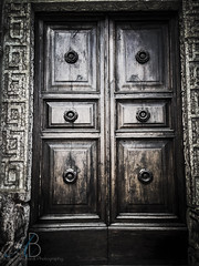 Amazing door in Perugia, Italy (AaronBorchardtPhotography) Tags: italy assisi umbria