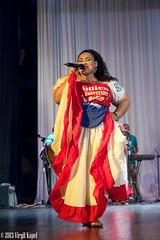 _MG_7354 (Virgil Kapel) Tags: red portrait music woman black art dance galen native belize indian performance caribbean creole suriname mestiza paramaribo universit carifesta galenuniversity