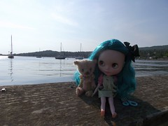 Tamarlayne at Grand Marais Harbor (Carolly Carolly) Tags: northshore blythe tbl lakesuperior grandmaraismn alexisemerald
