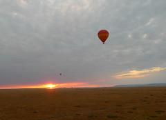 P1040425 (H Sinica) Tags: balloon safari hotairballoon masaimara maasaimara