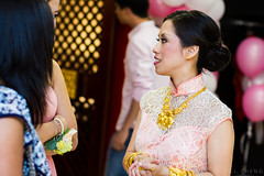 Angel (Gin-Lung Cheng) Tags: family wedding people woman girl female angel asian women chinese thenetherlands delft event southholland