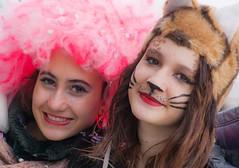 Sweet Italian kids (IMG_4171) (Alaskan Dude) Tags: travel venice costumes people italy portraits italia masks venise venezia venedig carnavale 2013carnavalevenice 2013carnavale