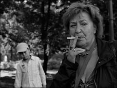 3_DSC9115 (dmitryryzhkov) Tags: street city women russia moscow candid sony smoker slta77