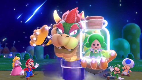 New Super Mario 3D World Gameplay Trailer and Screen Shots