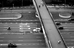 lines. (dfactory) Tags: brazil blackandwhite streets brasil avenida sopaulo rua avenue pretoebranco