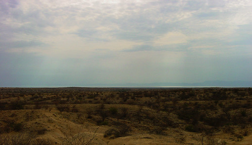 Fejej area / Turkana lake