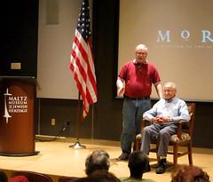 Jeff Kaplan introduces survivor Stanley Bernath