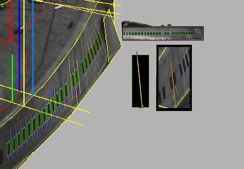 USS Halibut deck structure limber holes blocks 1 2 3