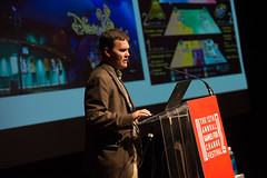 G4C15: Talks & Panels: Jesse Schell / Attack from All Directions; Building Games With Multiple Paths (Games for Change) Tags: videogames lexica schellgames gamesforchange jesseschell gamesforchangefestival g4c15 playforwardelmcitystories socialimpactgames