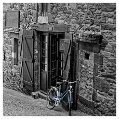 Bicyclette bleue (fblanc35) Tags: bicyclette