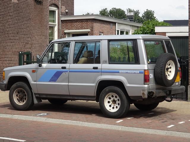 trooper netherlands nederland import icar zaandam isuzu 2014 isuzutrooper sidecode7 54xvj3