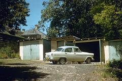 Staff garages