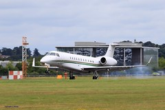 SE-DJG Mcdonnell Douglas MD83  J78A0420 (M0JRA) Tags: farnborough international airshow bizz jets sedjg mcdonnell douglas md83 flying planes aircraft landings take off