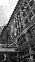 20160727_125954_wm (gemin'eye) Tags: blackandwhite streetphotography torontostreets structures architecture queenstreet hudsonsbay