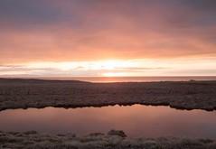 Iceland - May 2015 (3 Wild Sheep) Tags: 2016 iceland osar vatnsnespeninsula clouds midnightsun orange skyscapes spring
