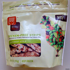 20150721 Vegan Chicken-free Strips from Beyond Meat :) | Found in Gothenburg, Sweden (ratexla) Tags: vegan veganfood vegetarian veg food cooking cuisine omnomnom good tasty 2015 21jul2015 europe scandinavia whatveganseat whatdoveganseat earth tellus veganmat vegansk mat matlagning foodie foodporn matporr veganska photophotospicturepicturesimageimagesfotofotonbildbilder nom sweden sverige gteborg goteborg gothenburg vegetariska europaeuropean veganmeat fakemeat iphone iphone5 veganchicken fakechicken lyckling vegankyckling chicken kyckling meatfree beyondmeat
