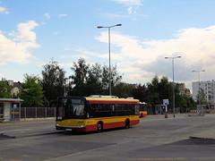 Solaris Urbino 12III, #1861, MZA Warszawa (transport131) Tags: bus autobus ztm warszawa mza warsaw solaris urbino