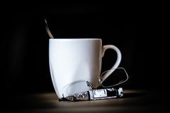Still as an Artist (Drachenfanger) Tags: art artist color black coffee glasses drachenfanger kunstwelt photosophie