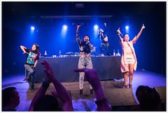 Gavlyn & Reverie @ Yaam (Libertinus) Tags: gavlyn reverie berlin femalerap hiphop live music rap rapper yaam encrkypt djlala