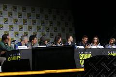 Cast and crew of Bones (gt.photo) Tags: sandiegocomiccon sdcc sdcc2016 sandiego comiccon emilydeschanel davidboreanaz michaelaconlin tjthyne tamarataylor bones