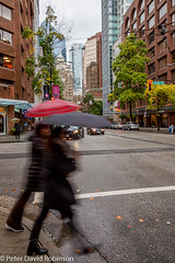 161012-Vancouver-7283.jpg (snapperpeter) Tags: slowshutter autumn vancouver storm streetscene britishcolumbia bus city canada rain commuter transport