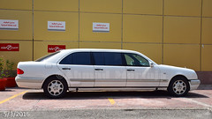 Mercedes-Benz E-Class XL by Binz (W210) (Ahmad Mortaja) Tags: approved mercedesbenz mercedes jeddah saudi arabia limousine xl binz limo cars car white carshow showroom sale germany german automobile w210 1990s 1995 1996 1997 1998 1999 2000 2001 2002 2003 eclass eklasse engineering engineer photography myphoto photo nikon d5300 worldcars