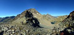 Al Colle della Gran Rossa (supersky77) Tags: colledellagranrossa parconaturaledelmontavic parcnatureldimontavic avic montavic montglacier champorcher aosta valledaosta valledaoste alpi alps alpes alpen ridge cresta pass passo