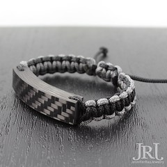 Shiny Classic Carbon Fiber with Dual Color Band. Available on JenniferRayJewelry.com  WorldWide FedEx Shipping  #carbonfiber #handcrafted #mensfashion #menstyle #jenniferr (JenniferRay.com) Tags: instagram carbon fiber jewelry exclusive jrj jennifer ray paracord custom